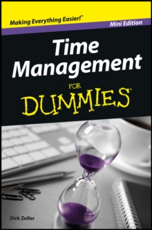Time Management For Dummies, PDF eBook