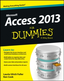 Access 2013 For Dummies, PDF eBook