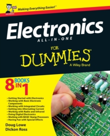 Electronics All-in-One For Dummies - UK, Paperback / softback Book