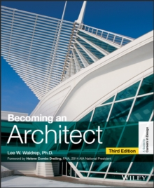 Becoming an Architect, Paperback / softback Book