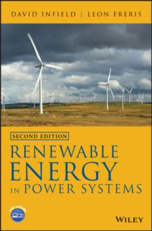 Renewable Energy in Power Systems, Hardback Book