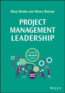 Project Management Leadership : Building Creative Teams, Paperback / softback Book