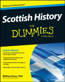 Scottish History For Dummies, Paperback Book