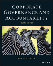 Corporate Governance and Accountability, PDF eBook