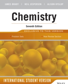 Chemistry : The Molecular Nature of Matter, Paperback Book