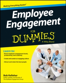 Employee Engagement For Dummies, Paperback Book