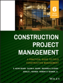 Construction Project Management, Hardback Book