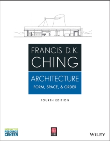 Architecture : Form, Space, and Order, PDF eBook