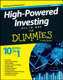 High-Powered Investing All-in-One For Dummies, EPUB eBook