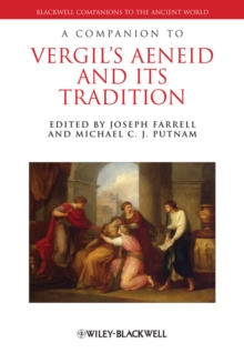 A Companion to Vergil's Aeneid and Its Tradition, Paperback Book