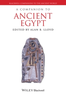 A Companion to Ancient Egypt, Paperback Book