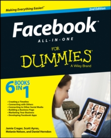 Facebook All-In-One for Dummies, 2nd Edition, Paperback Book
