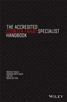 The Accredited Counter Fraud Specialist Handbook, Paperback Book