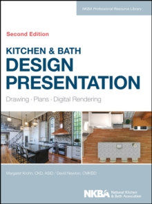 Kitchen & Bath Design Presentation : Drawing, Plans, Digital Rendering, PDF eBook