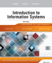 Introduction to Information Systems, Paperback Book