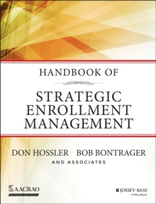 Handbook of Strategic Enrollment Management, PDF eBook