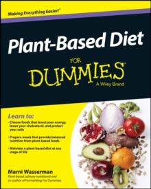 Plant-based Diet for Dummies, Paperback / softback Book