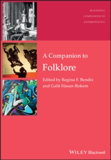 A Companion to Folklore, Paperback Book