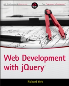 Web Development with jQuery, Paperback Book