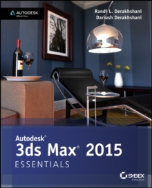 Autodesk 3ds Max 2015 Essentials : Autodesk Official Press, Paperback / softback Book
