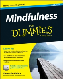Mindfulness For Dummies, EPUB eBook