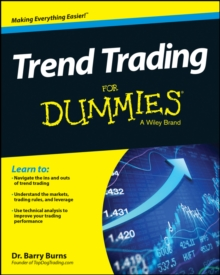 Trend Trading for Dummies, Paperback Book