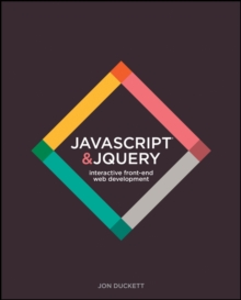 JavaScript & Jquery : Interactive Front-end Web Development, Hardback Book