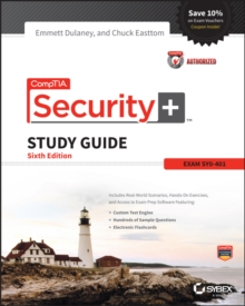 CompTIA Security+ Study Guide : SY0-401, Paperback Book