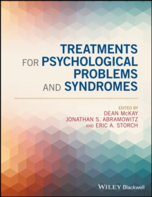 Treatments for Psychological Problems and Syndromes, Paperback Book