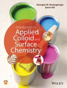 Introduction to Applied Colloid and Surface Chemistry, Paperback Book