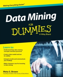Data Mining For Dummies, Paperback / softback Book