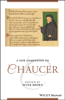 A New Companion to Chaucer, PDF eBook