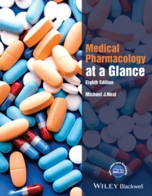 Medical Pharmacology at a Glance 8E, Paperback Book