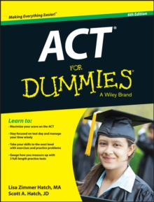 ACT For Dummies, PDF eBook