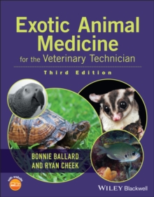Exotic Animal Medicine for the Veterinary Technician, Paperback Book