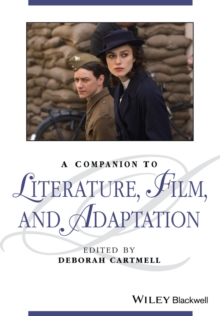A Companion to Literature, Film, and Adaptation, Paperback Book