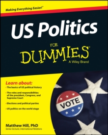American Politics For Dummies, Paperback Book