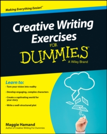 Creative Writing Exercises For Dummies, Paperback / softback Book