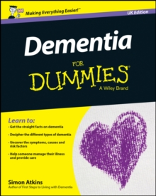 Dementia for Dummies, UK Edition, Paperback Book
