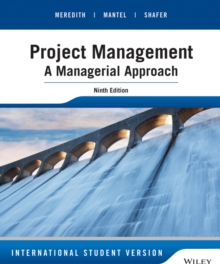 Project Management : A Managerial Approach, Paperback / softback Book
