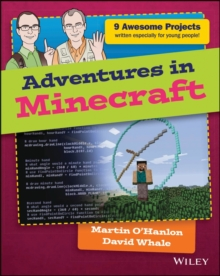 Adventures in Minecraft, Paperback Book