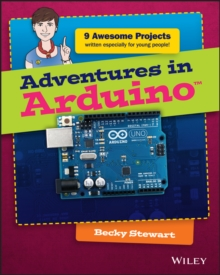 Adventures in Arduino, Paperback Book