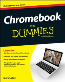 Chromebook For Dummies, Paperback Book