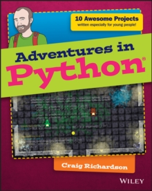 Adventures in Python, Paperback / softback Book