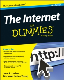 The Internet for Dummies, 14th Edition, Paperback Book