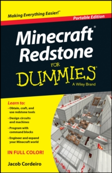 Minecraft Redstone For Dummies, Paperback / softback Book