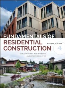 Fundamentals of Residential Construction, PDF eBook