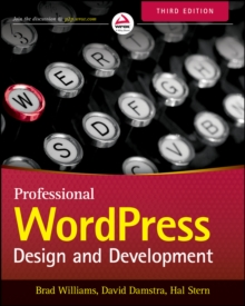 Professional WordPress : Design and Development, Paperback Book