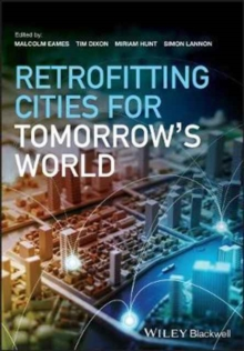 Retrofitting Cities for Tomorrow's World, Hardback Book