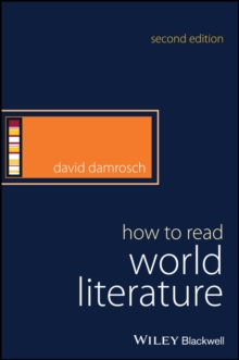 How to Read World Literature, Paperback Book